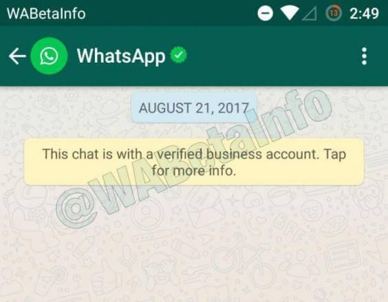 Whatsapp bloqueia emojis de 'check' em nomes de pefil; entenda