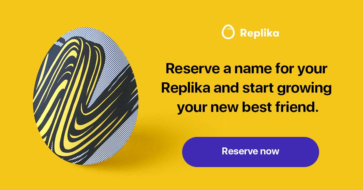 cover - Conheça Replika: uma Inteligência Artifical personalizada