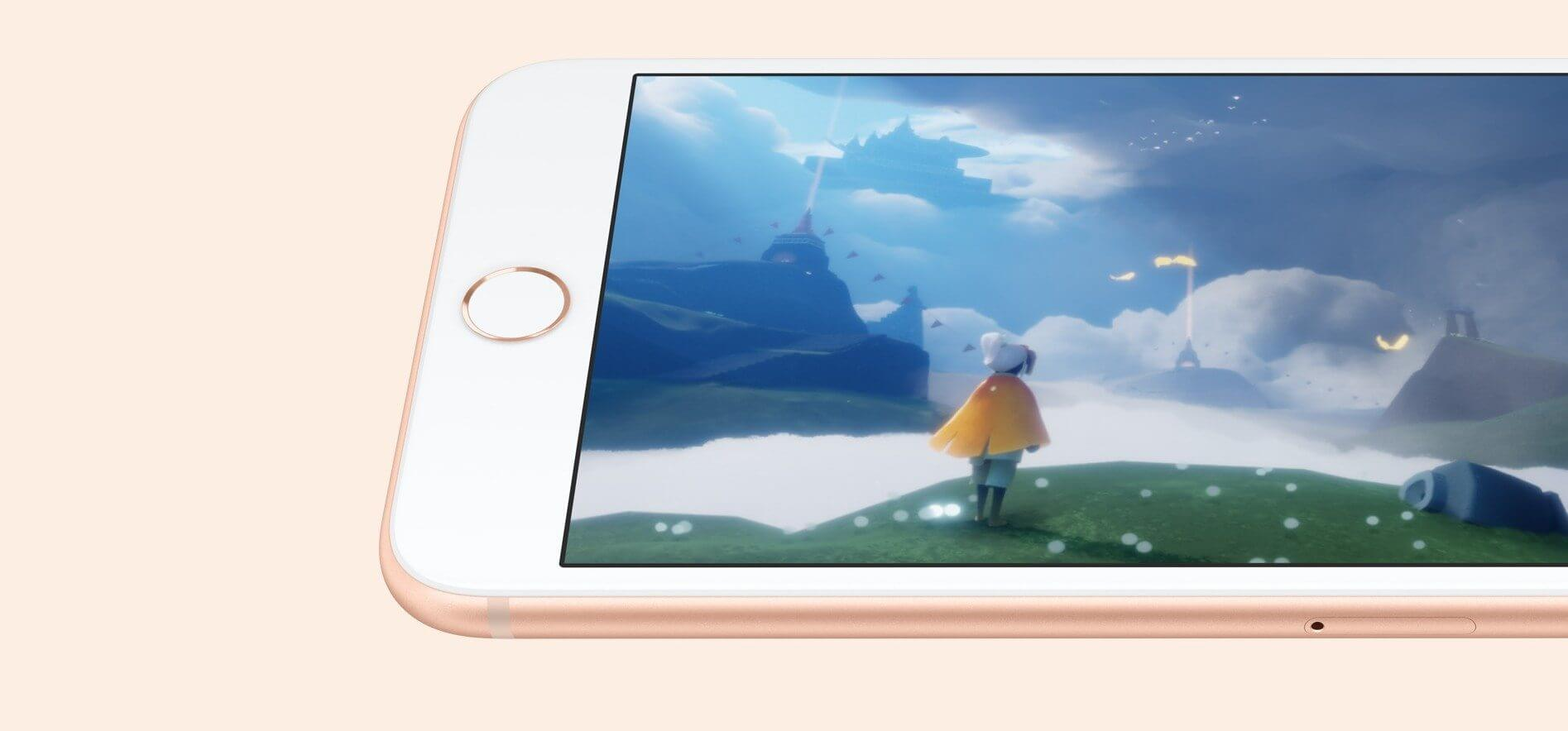 iPhone 8 - Apple - processador