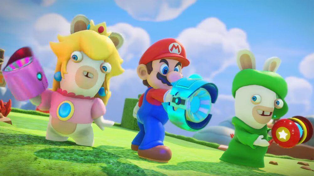 Review: Mario + Rabbids Kingdom Battle para Nintendo Switch
