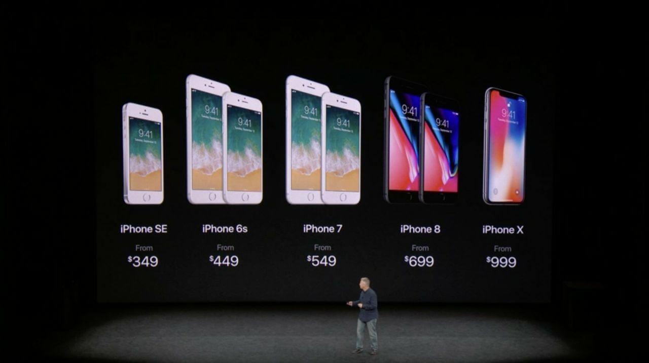 Apple anuncia novos iphone 8 e iphone 8 plus. Novos aparelhos possuem mesmo design da versão anterior e deixaram as maiores novidades para o iphone x.
