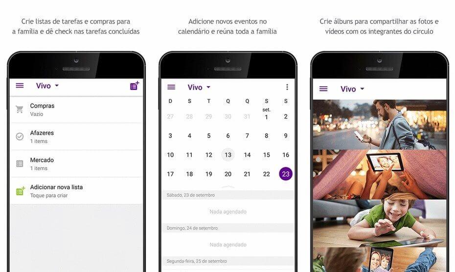 vivo familia online 03 - Família Online: app da Vivo compartilha localização em tempo real
