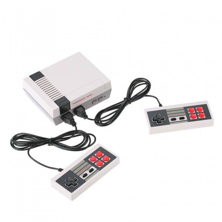 Nintendinho? Cafago traz NES Game Machine com 500 jogos na memória; NES Classic Edition