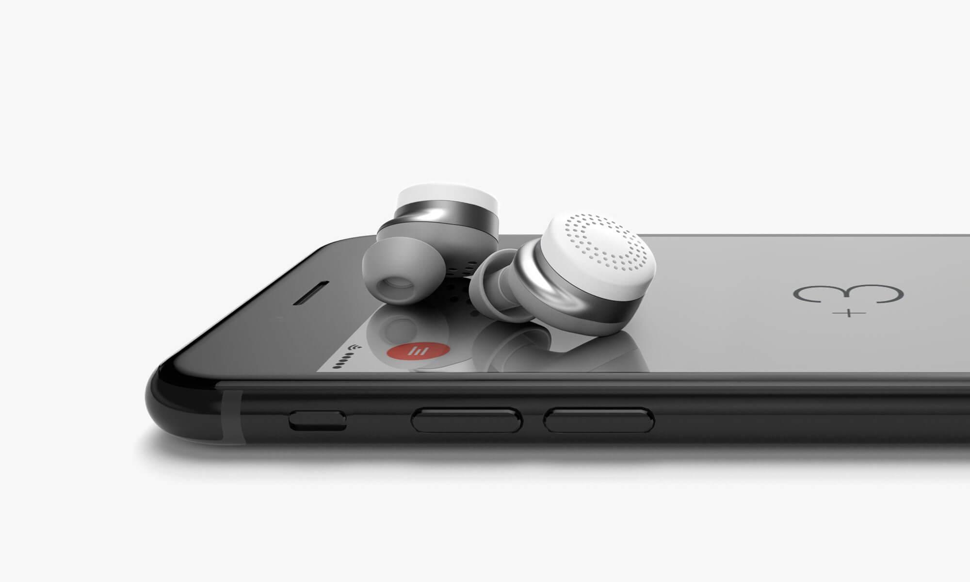 Here One: o fone de ouvido que bloqueia sons externos selecionados