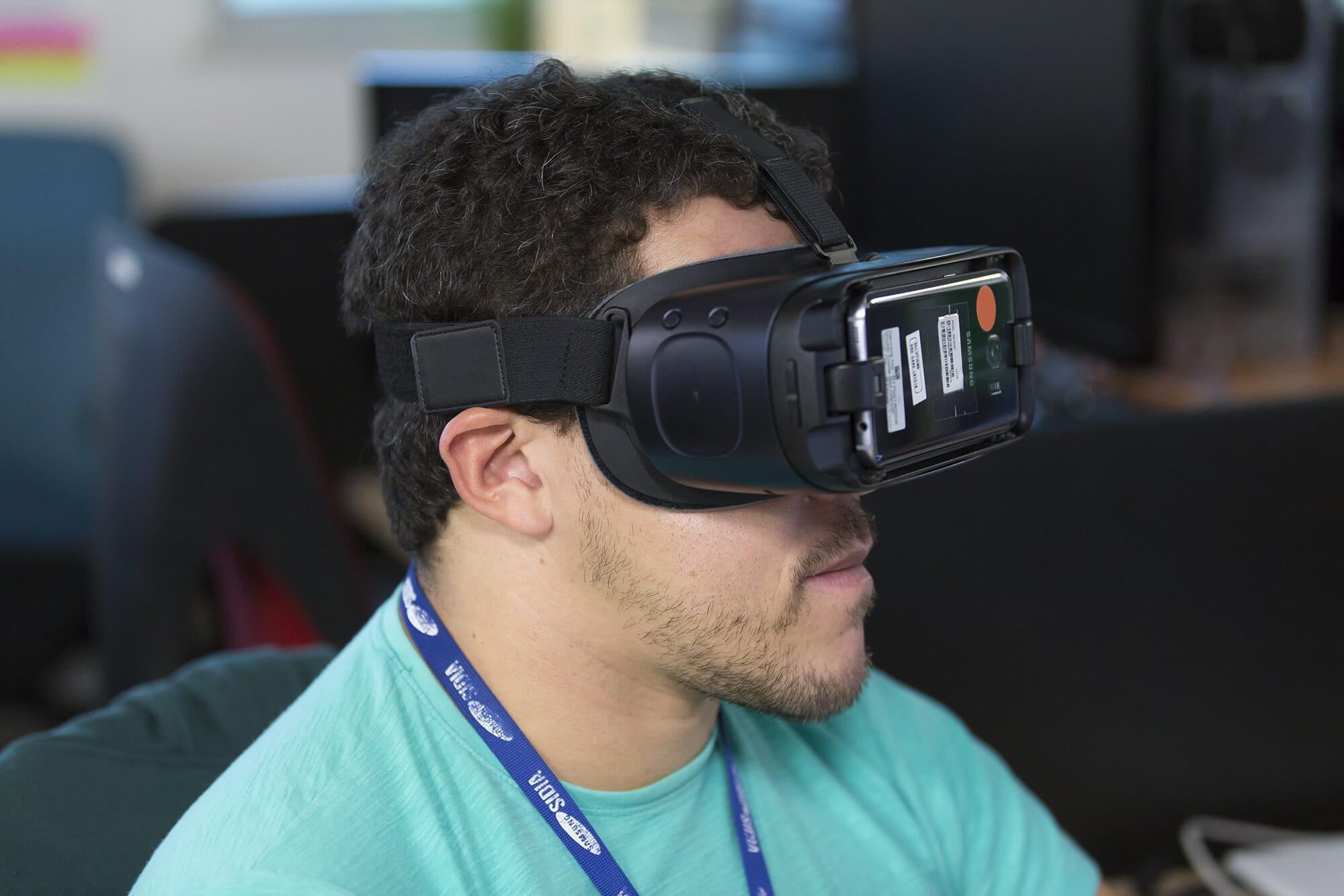 IMG 5786 - Realidade Virtual vai ajudar mães a terem um parto adequado