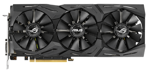 ROG STRIX Geforce GTX 1070 Ti - ASUS anuncia trio de placas de vídeo GeForce GTX 1070 Ti