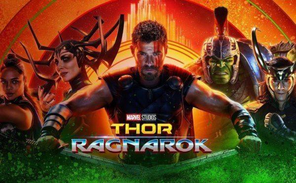 Thor Ragnarok banner 3 1 600x372 - Críticas iniciais de Thor: Ragnarok são extremamente positivas