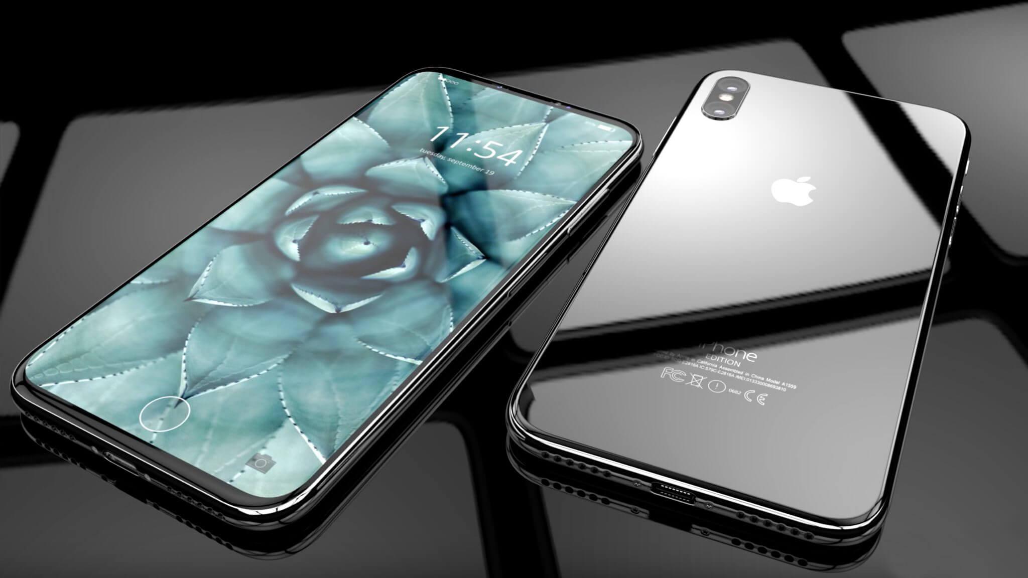 iphone8 1 - Saiba quanto podem custar os novos iPhone 8, 8 Plus e X