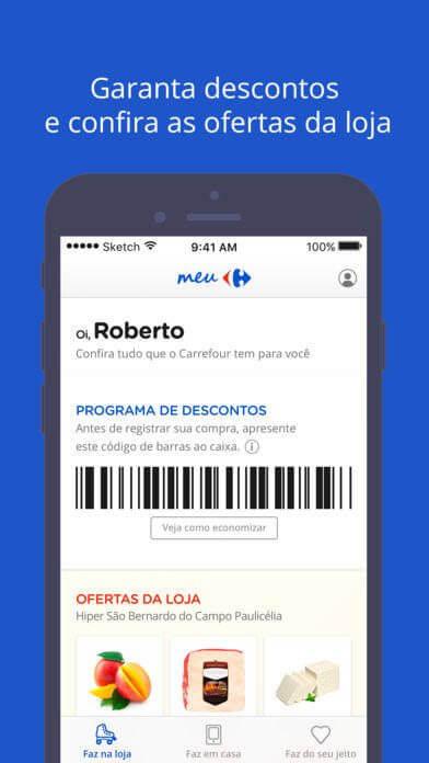 Carrefour lança plataforma mobile de benefícios e e-commerce