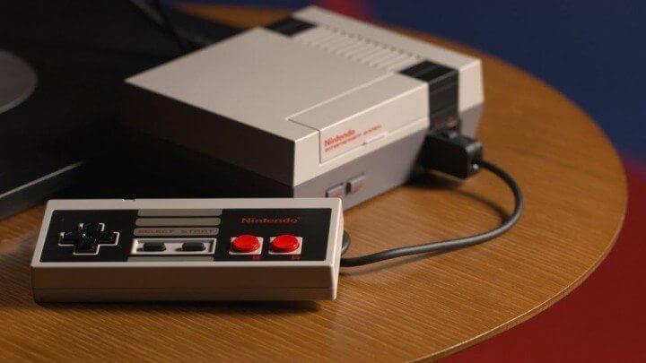 Nintendinho? Cafago traz NES Game Machine com 500 jogos na memória