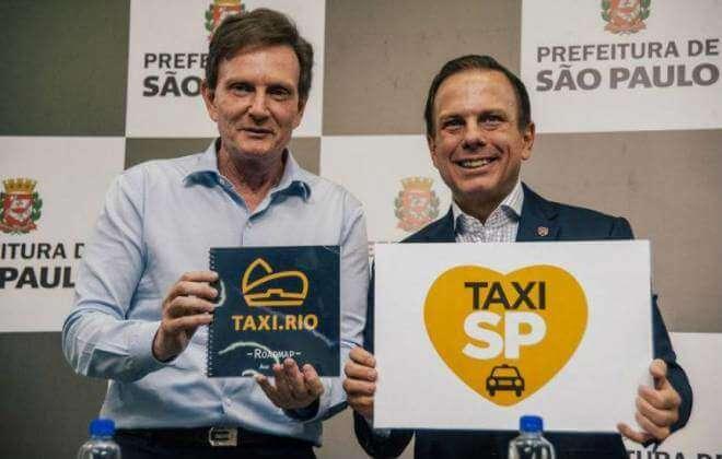 taxi 1 - Prefeitura de São Paulo anuncia o seu próprio app de Táxi