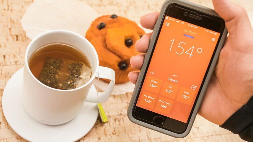 15 ember mug - Caneca inteligente é a mais nova sensação do Starbucks
