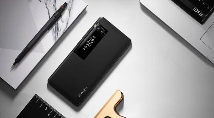 Só até amanhã: compre o Meizu Pro 7 Plus com 40% de desconto