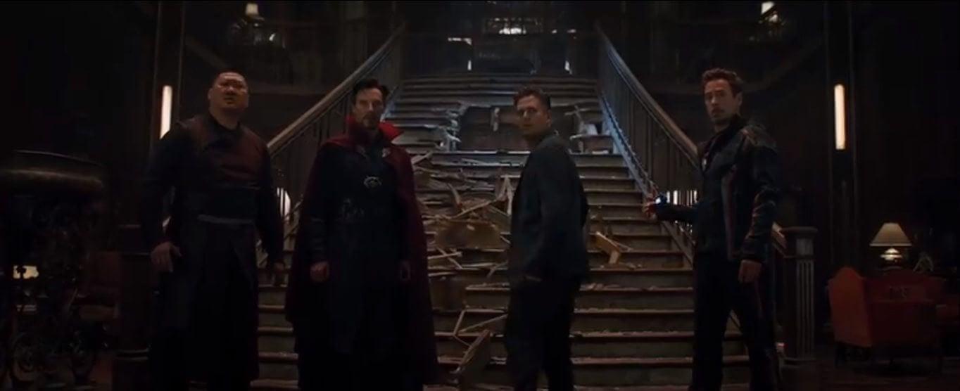 Vingadores1 - SAIU! Veja o trailer oficial de Vingadores: Guerra Infinita!