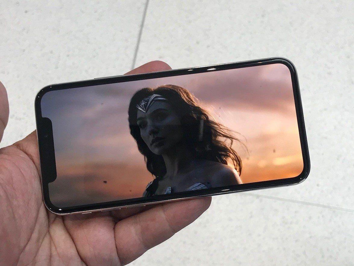 iphone x ww - A tela OLED do iPhone X é a melhor já testada pelo DisplayMate