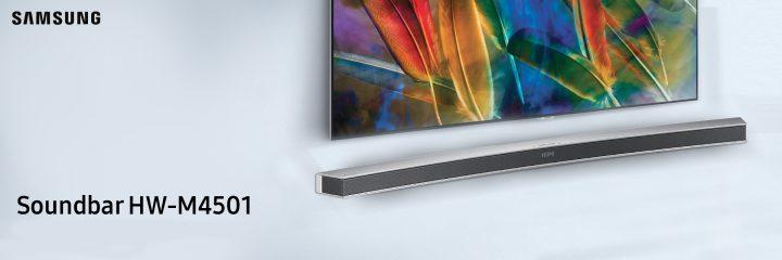 Caixa de som bluetooth? Melhor comprar uma soundbar. Optar por uma soundbar, no lugar de uma caixa de som bluetooth, pode resultar em mais potência, versatilidade e qualidade sonora. Confira.