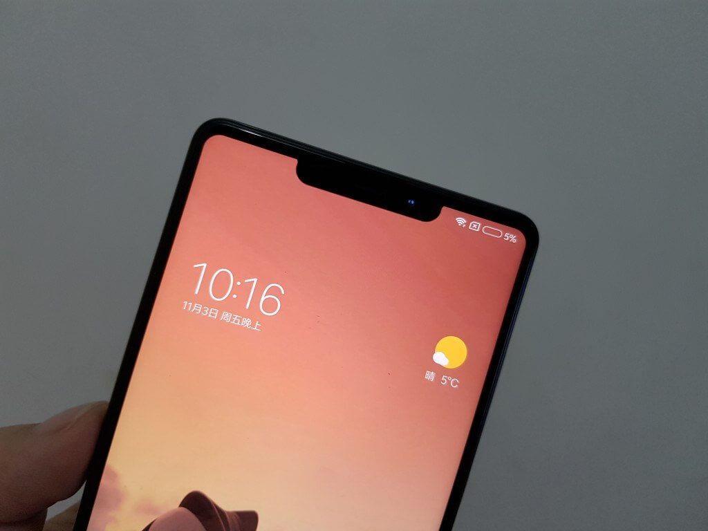 xiaomi03 - Xiaomi nega que irá lançar um smartphone similar ao iPhone X