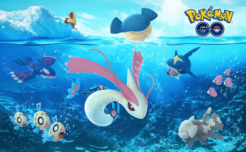 Nova Realidade Aumentada chega a Pokémon GO