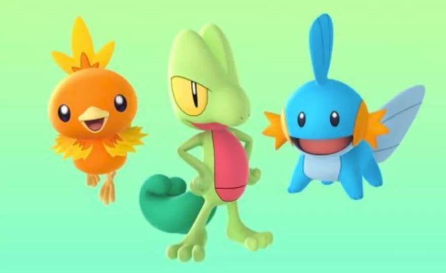 Capture - Monstrinhos da terceira geração chegam a Pokémon GO e mais!