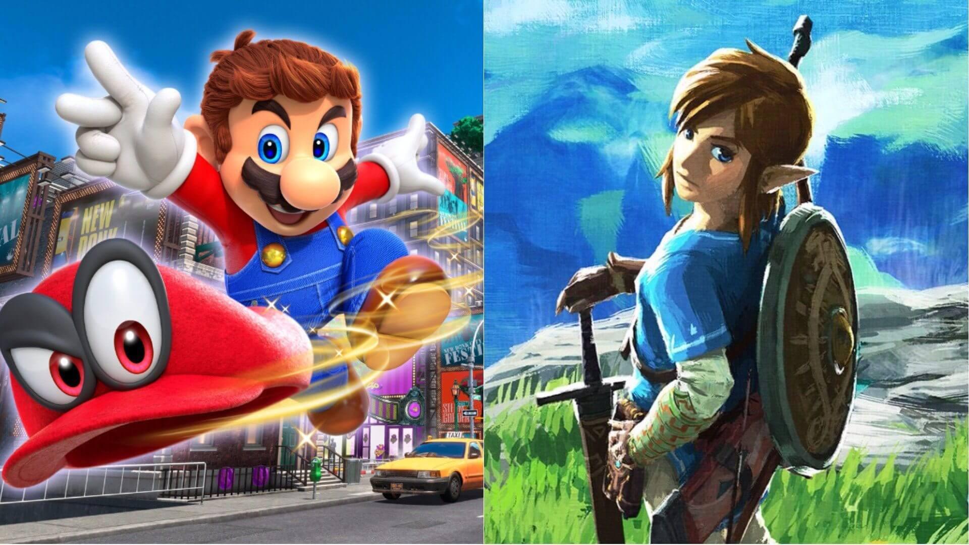 Por que o Nintendo Switch é o videogame do ano