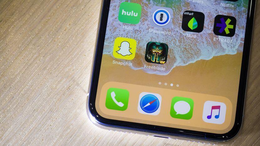 Iphone pode ter tela infinita e corpo de metal em 2018