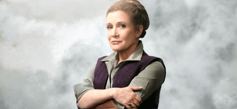 1 ano sem Carrie Fisher, a eterna Princesa Leia