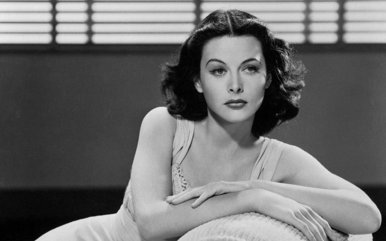 A atriz Hollywoodiana Hedy Lamarr