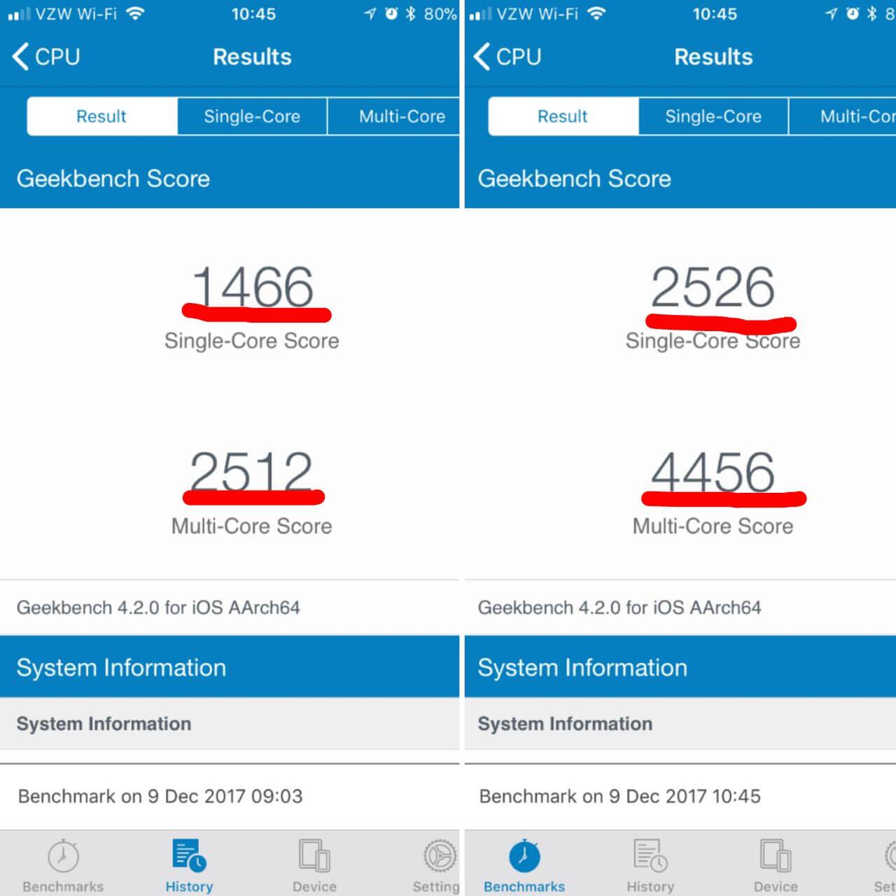 Apple reduz performance de iPhones com bateria velha 4