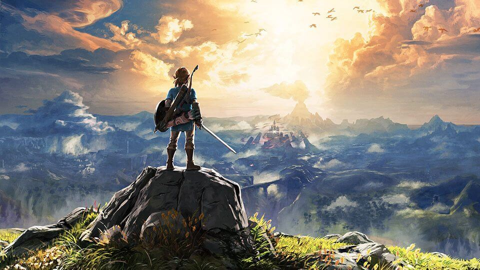 Video Game Awards 2017: Zelda Breath of the Wild leva prêmio de jogo do ano