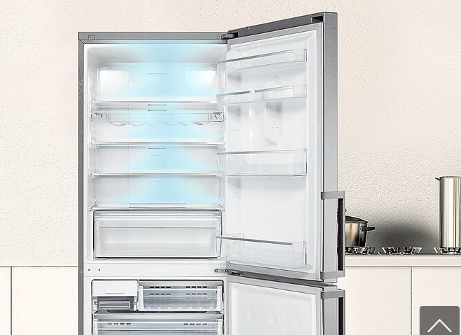Refrigerador samsung garante eficiência para as festas de fim de ano. O bottom freezer barosa acaba se tornado uma das opções viáveis para quem deseja conservar e armazenar alimentos em grandes quantidades.