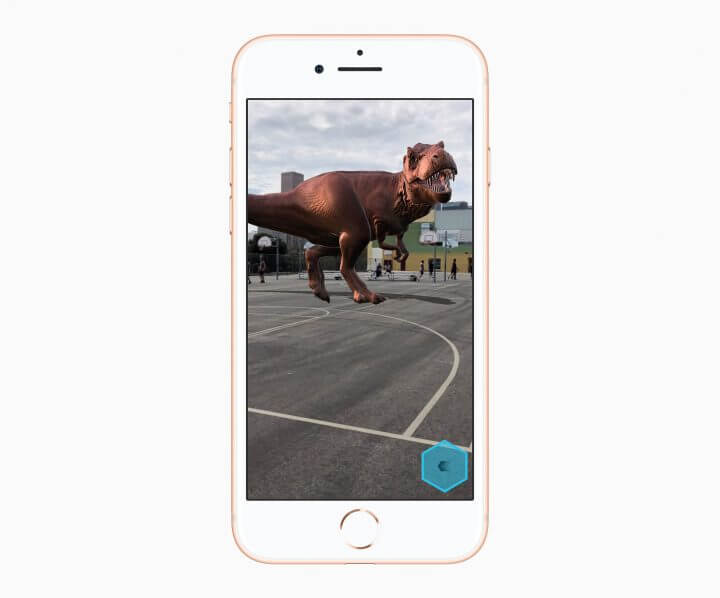 ultimate ar experience 720x598 - REVIEW: iPhone 8 e iPhone 8 Plus, evolução natural