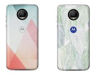 Motorola lança novas Style Shells e Power Packs com design diferenciado