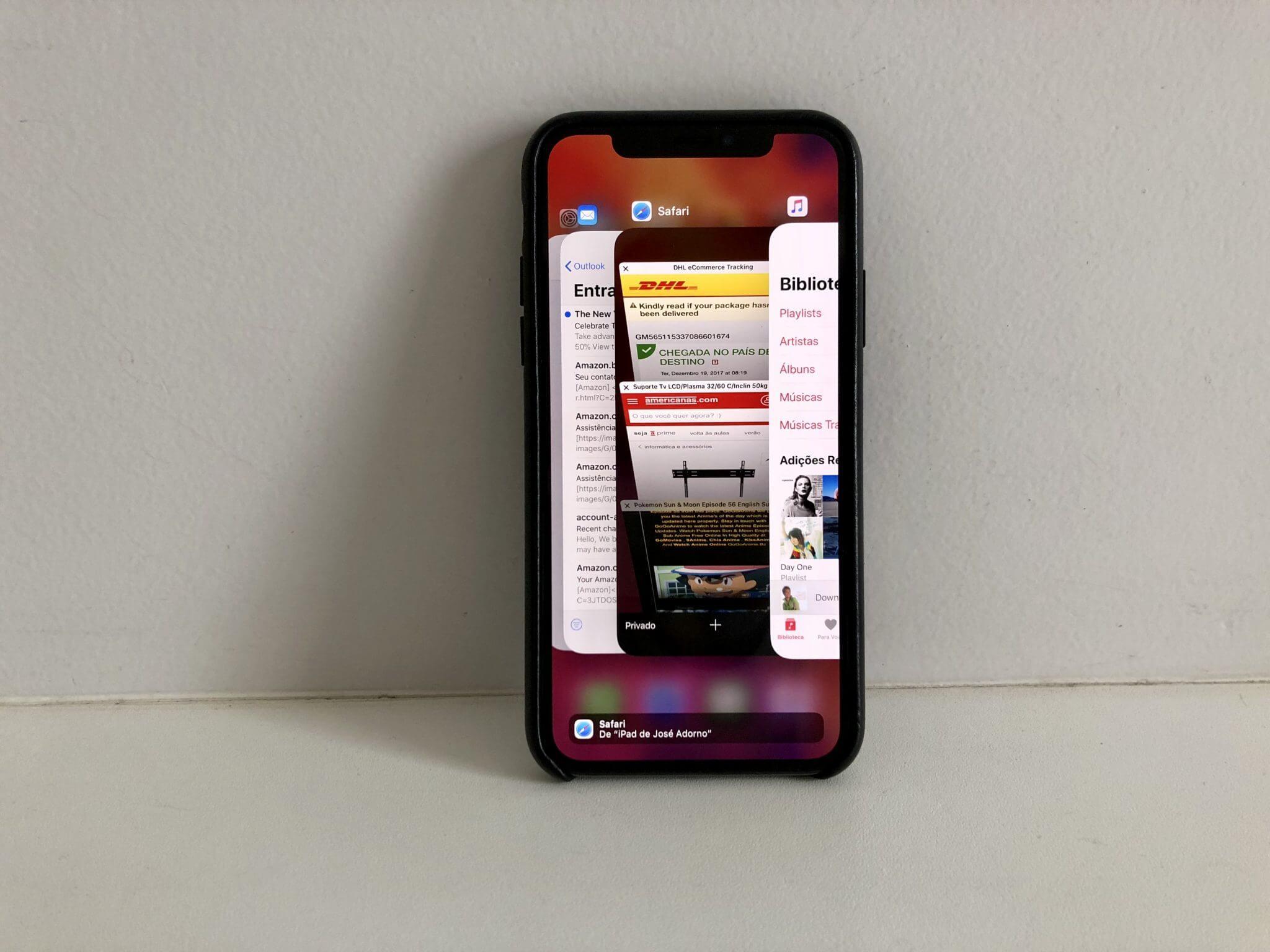 6A0F7CBB 450A 4F39 B1EF 0DFFC8128D9B - Tutorial: Como funcionam os gestos no iPhone X