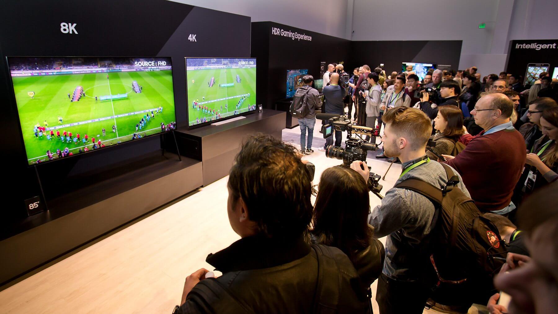 """A6F30D56 188D 4138 BD05 E201E16AE3D3 - CES 2018: """"The Wall"""", conheça a TV modular de 146 polegadas com MicroLED da Samsung"""