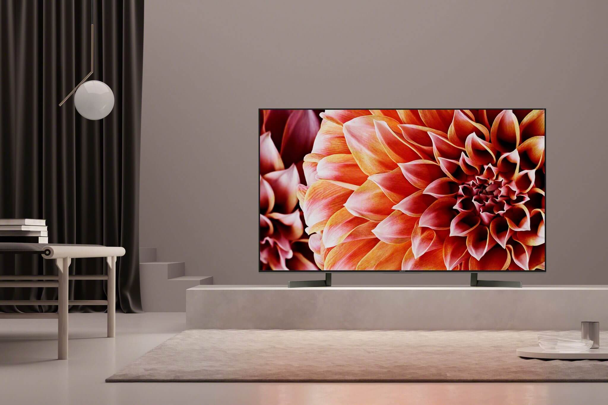FY18Graphic In Situation X900F darksil SoundbarX90F layered Large - CES 2018: Sony anuncia novas séries de TVs OLED e LCD 4K HDR