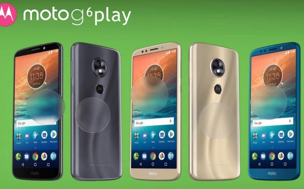 MOTOZ3 PLAY 4 - Vazamentos da Motorola revelam as especificações do Moto G6, Moto X5 e Moto Z3