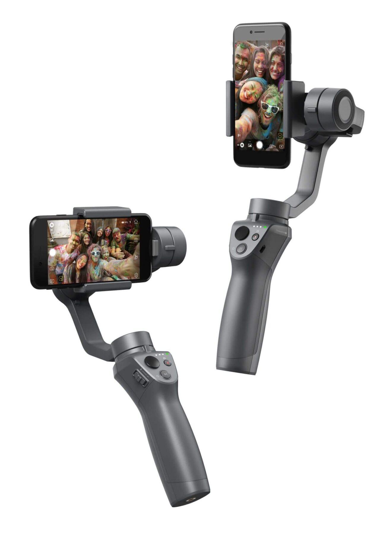 Osmo Mobile 2 product 3 1320x1834 - CES 2018: DJI apresenta novos estabilizadores a preço acessível