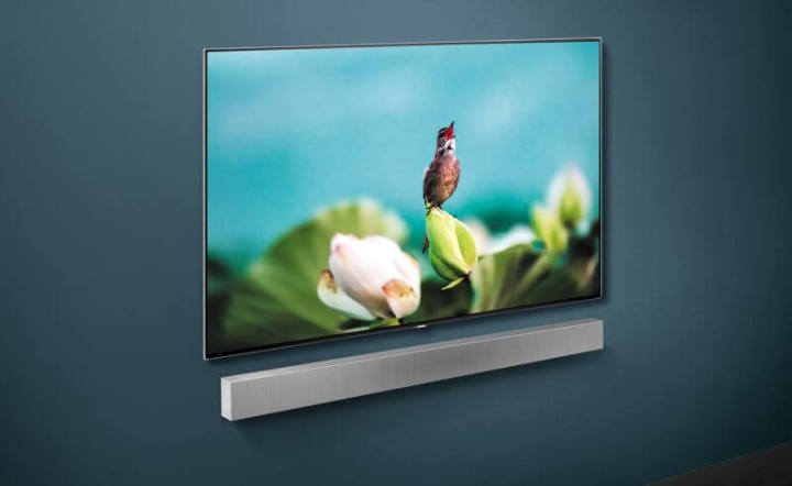 Samsung to exhibit NW700 wall mounting soundbar at CES 2018 4 720x442 - CES 2018: Samsung anuncia Soundbar Lifestyle