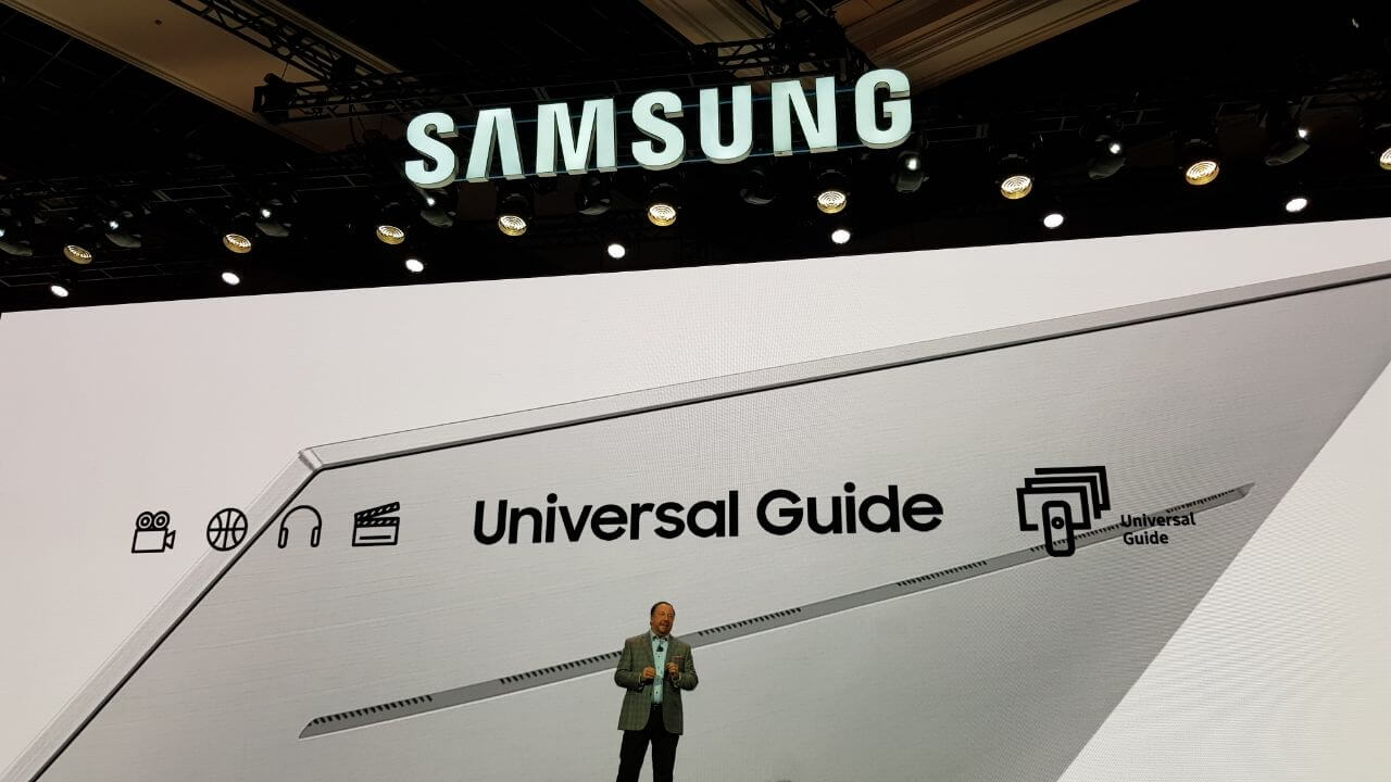 Ces 2018: samsung vai integrar a assistente bixby nas smart tvs. O assistente pessoal da samsung chegou para revolucionar o universo das smart tvs, permitindo uma integração entre seus dispositivos.