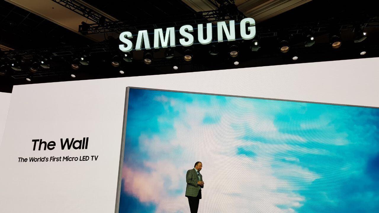 CES 2018: Samsung vai integrar a assistente BixBy nas Smart TVs