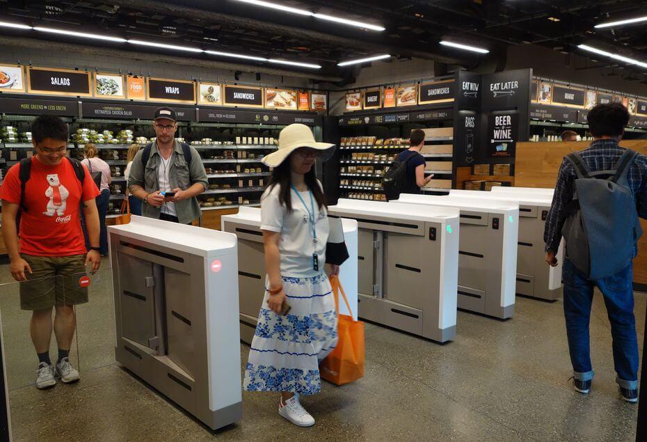 amazon - Amazon Go: supermercado sem filas e caixas é inaugurado nos EUA