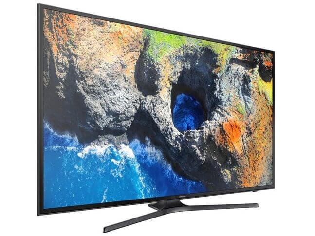 br uhdtv mu6100 un40mu6100gxzd lperspectiveblack 65821850 - Smart TV: confira os modelos mais buscados no ZOOM em janeiro