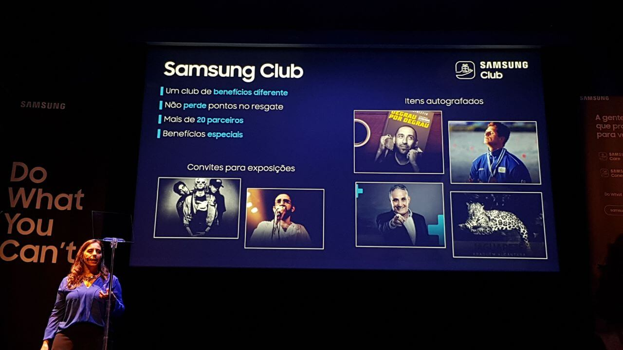 Medina, raí e outros falam das ações da samsung para 2018. Com a presença de vários ícones brasileiros, a samsung apresentou seus novos serviços e projetos voltados para o brasil. Confira tudo o que rolou no evento.