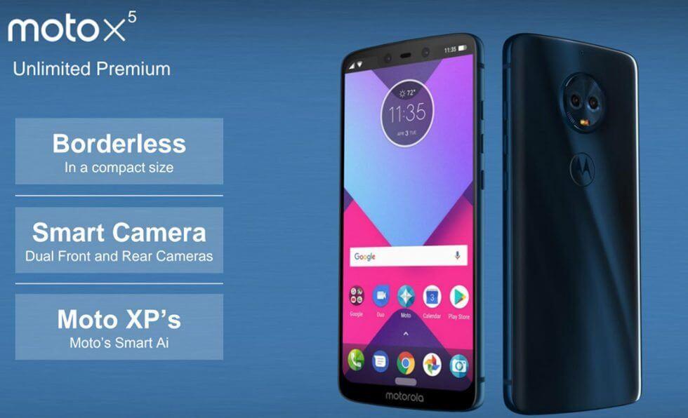 moto x5 dl 980x596 - Vazamentos da Motorola revelam as especificações do Moto G6, Moto X5 e Moto Z3