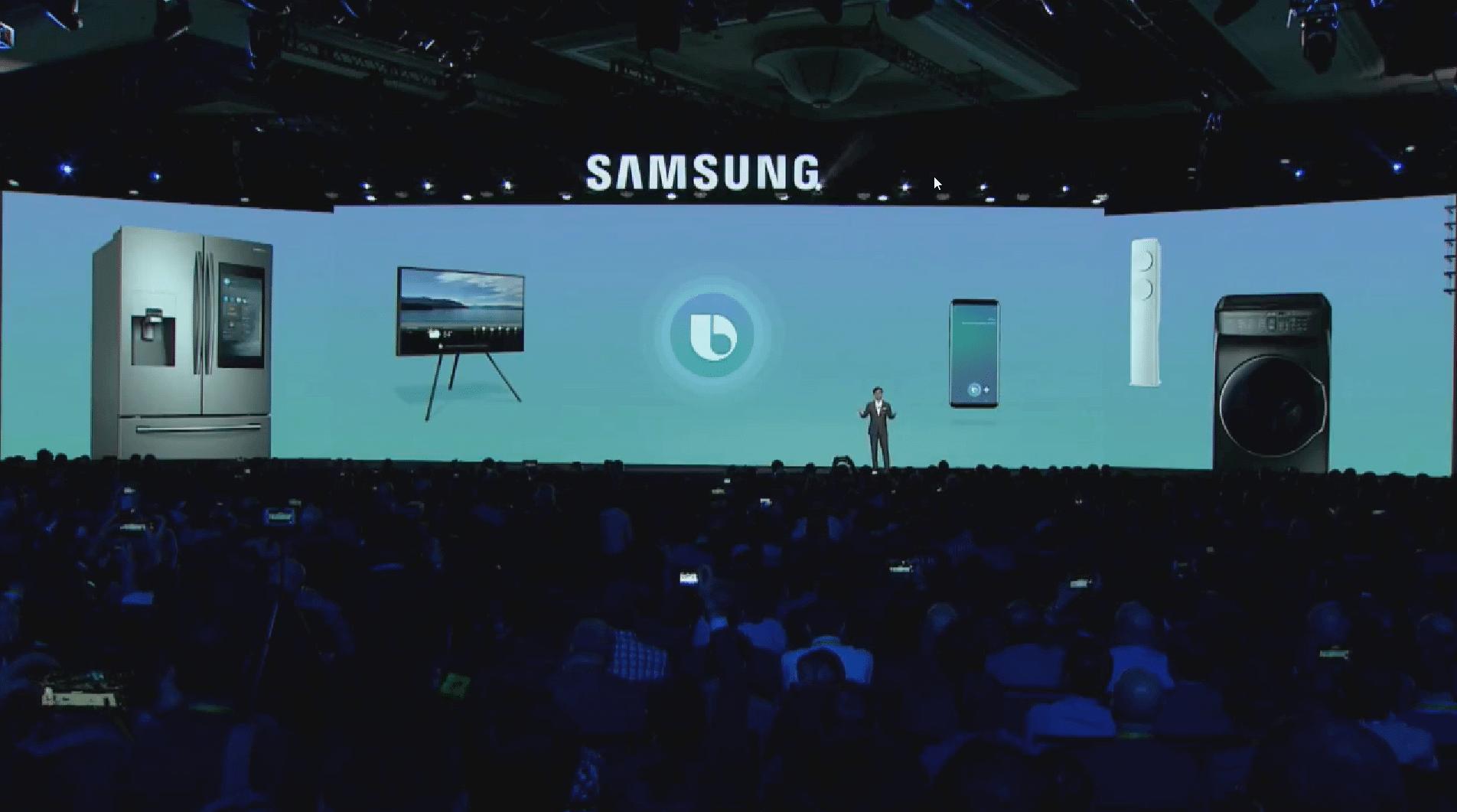 CES 2018: SmartThings, plataforma IoT da Samung se renova graças ao Bixby