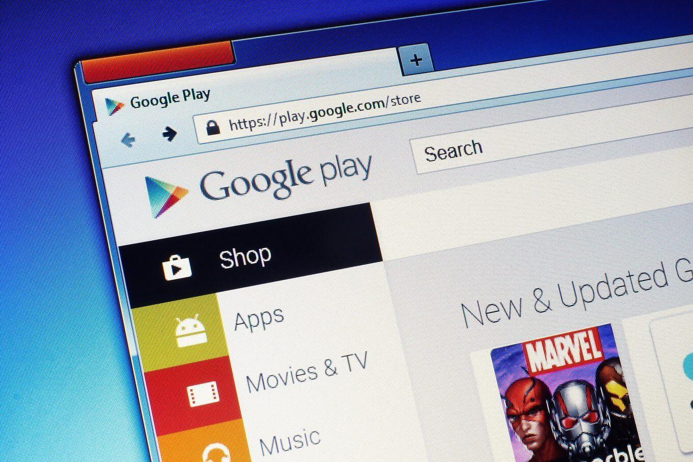 shutterstock 298869191 - Confira a mais nova lista de aplicativos com o selo Android Excellence