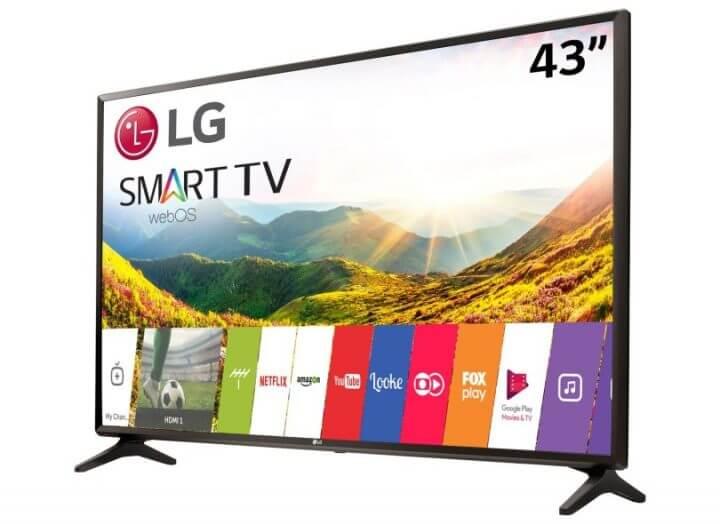 smart tv tv led 43 lg full hd 43lj5550 2 hdmi photo179387257 12 26 12 720x524 - Smart TV: confira os modelos mais buscados no ZOOM em janeiro