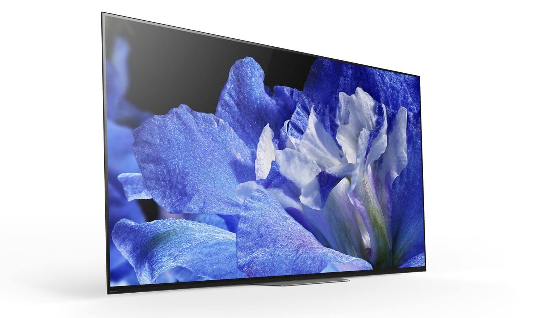 sonyaf8 2l - CES 2018: Sony anuncia novas séries de TVs OLED e LCD 4K HDR