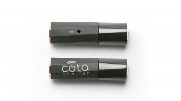 the aa battery that never dies forever battery uses wi fi like signals to stay fully charged   1 - Ossia anuncia pilhas que são recarregadas através de sinal wireless