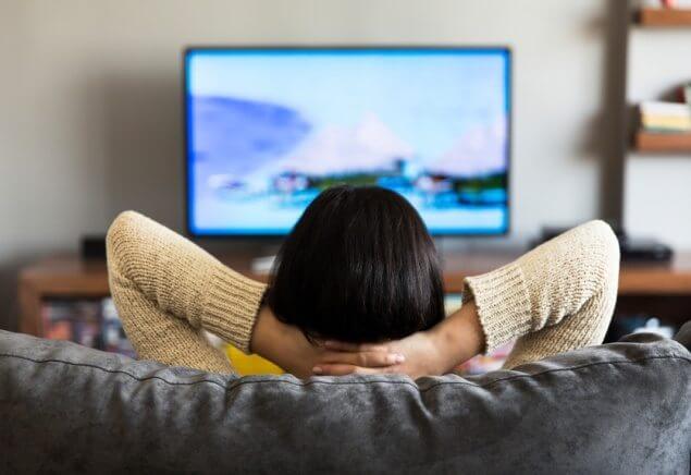 A televisão influencia sua opinião política? 5